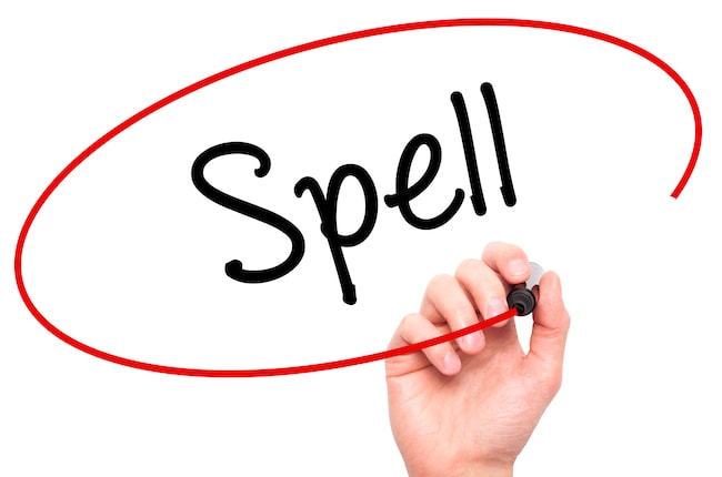 How to improve spelling skills