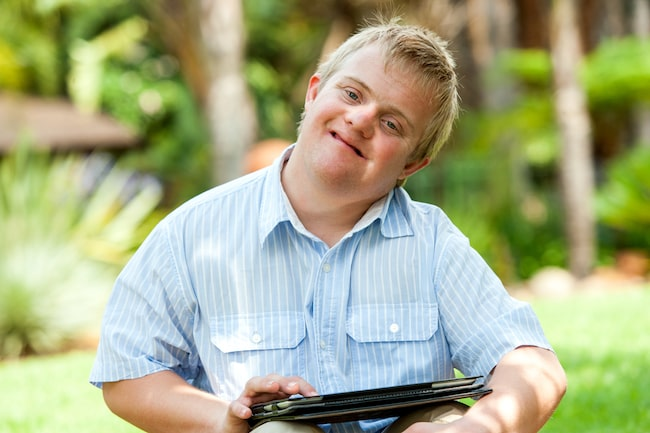Jobs for people with Down syndrome