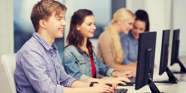 Typing course for 15-16 year-olds