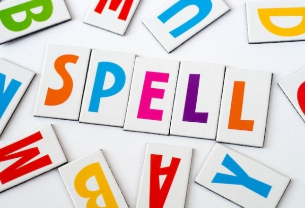 Challenging spelling words