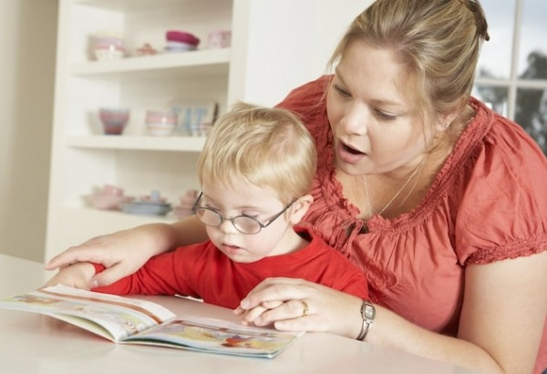 Teaching children with Down syndrome to read