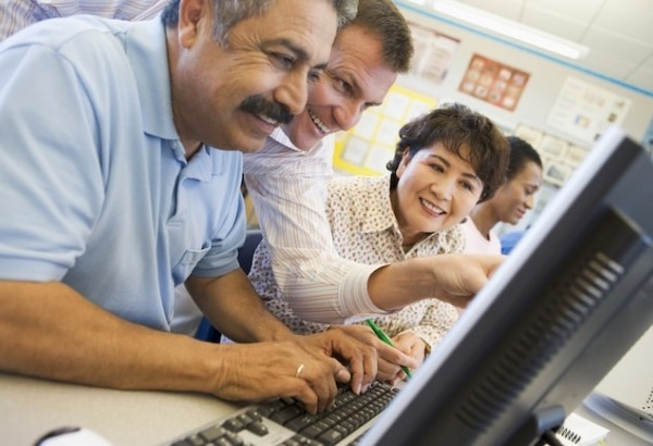 What is adult basic education?