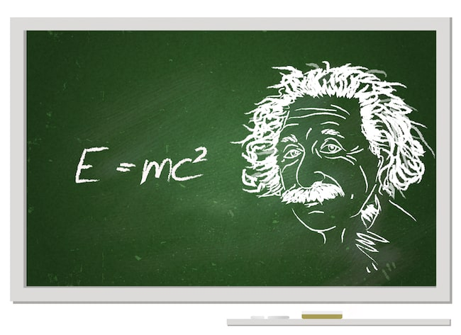 Einstein was a famous historical figure with dyslexia