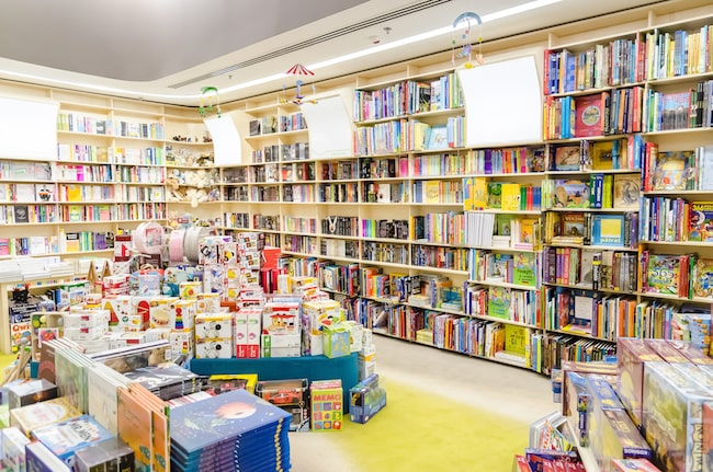 Tips for choosing the right books at home and school