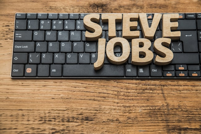 Steve Jobs is a success story that can inspire learners with dyslexia
