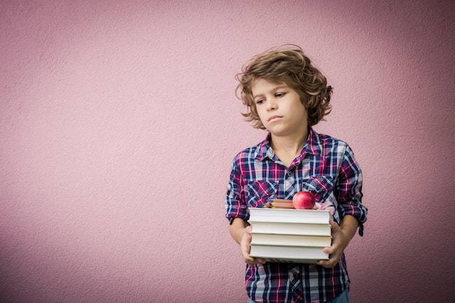 When kids don't want to read how do you motivate them