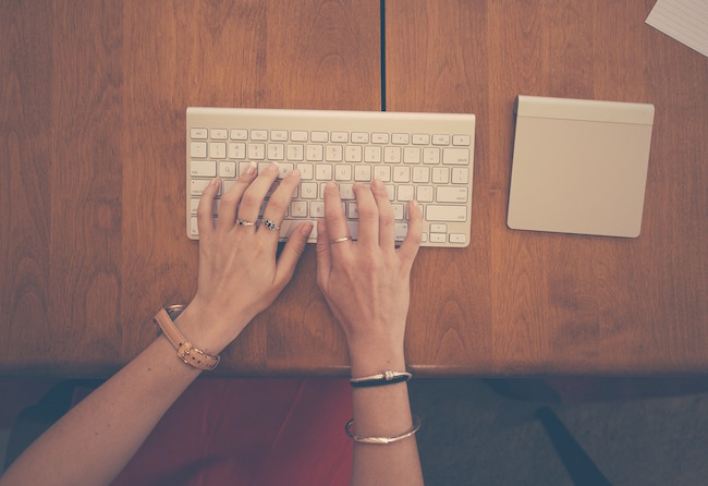 How to improve typing speed in a few easy steps
