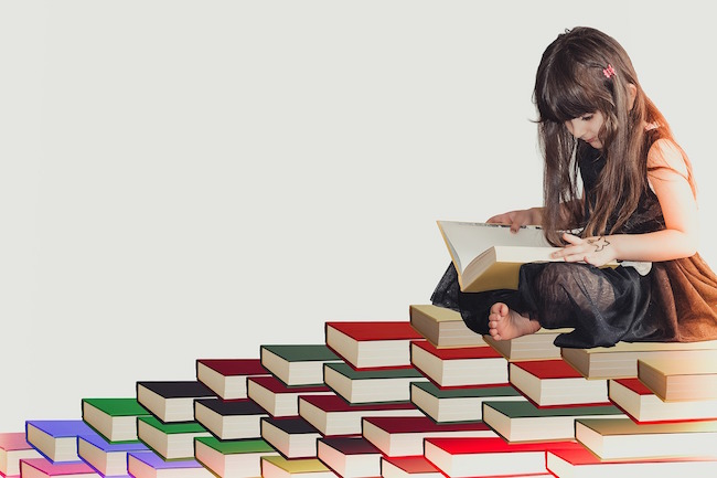 Why are some kids reluctant readers?